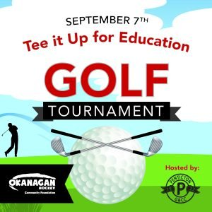 Tee it Up for Education Charity Golf Tournament